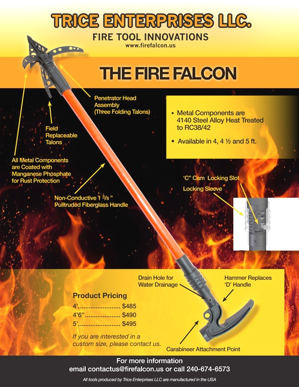 fire-falcon-product-sheet